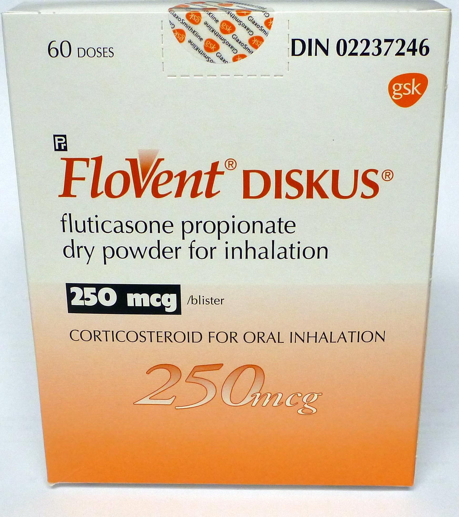 Buy Flovent Diskus Inhalers Online