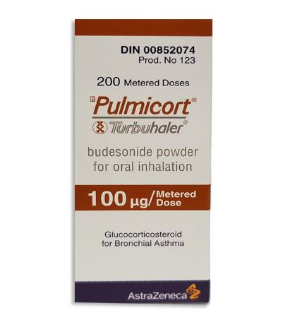 Pulmicort Turbuhaler Inhalers