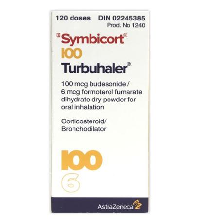 Symbicort-Turbuhaler