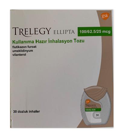 Trelegy-Ellipta