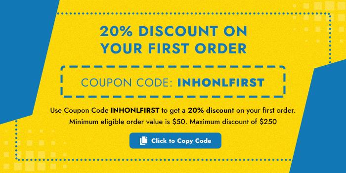 Inhalers Online 20% Off Promotion
